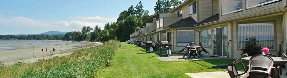 Madona Beach Resort Parksille Vancouver Island
