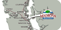 Madrona Resort DIRECTIONS